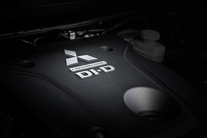 Mitsubishi Pajero Sport с дизельным двигателем в России