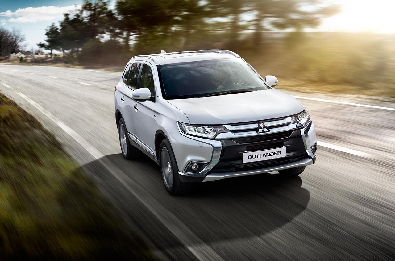 Новые комплектации Mitsubishi Outlander по выгодной цене